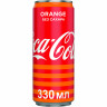 Напиток CocaCola Orange Zero (330 мл)